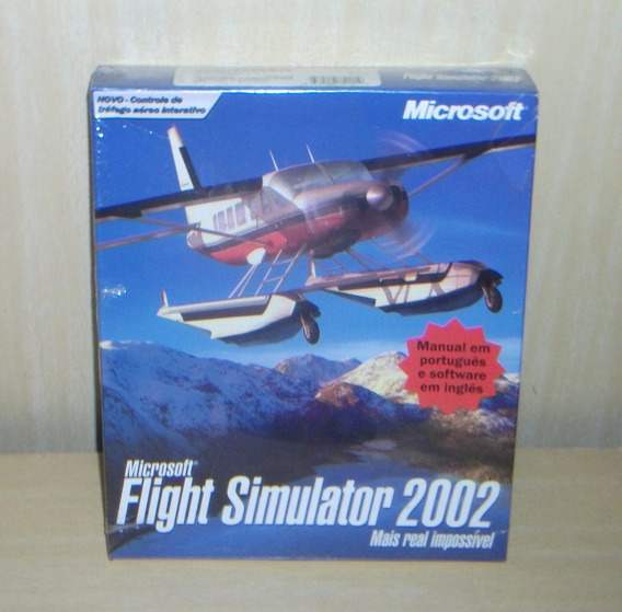 Microsoft Flight Simulator 2002 - Lacrado - Pc