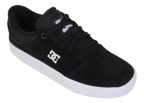 Tênis Dc Shoes Crisis La Preto/branco 10380 Original