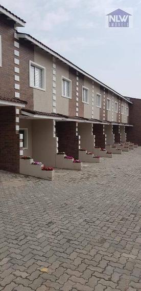Casa Com 2 Dormitórios À Venda, 55 M² Por R$ 255.000 - Vila Buenos Aires - São Paulo/sp - Ca0054