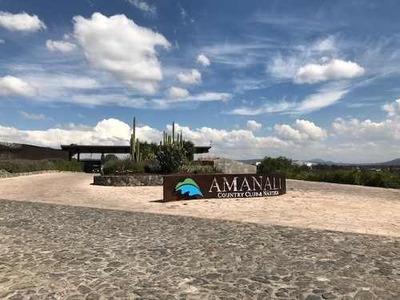 Terreno En Venta, Carretera Tepeji-tula, Amanali Contry Club & Náutica