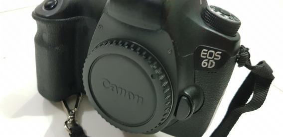 Vendo Canon 6d Usada