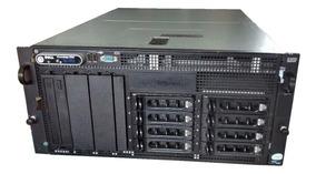Servidor Dell Poweredge 2900 4u 2 Xeon E5410 8gb 4hd 300gb
