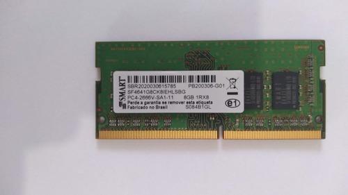 Memória Dell 8gb 1rx8