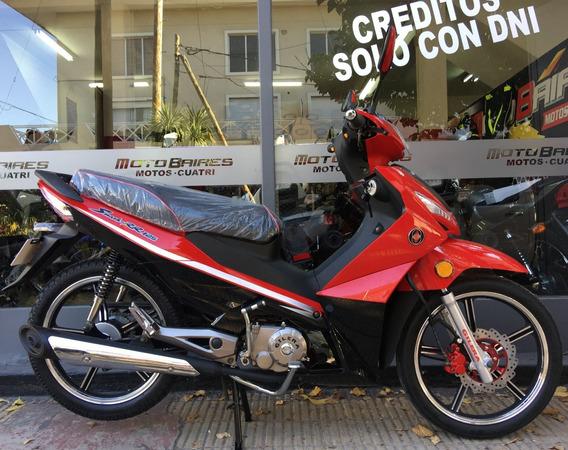 Gilera Smash 125 Rr 0km 2019 Llantas Disco Cub Motobaires