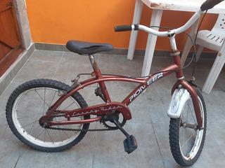 Bicicleta Pioneer Luxury Rider R 16