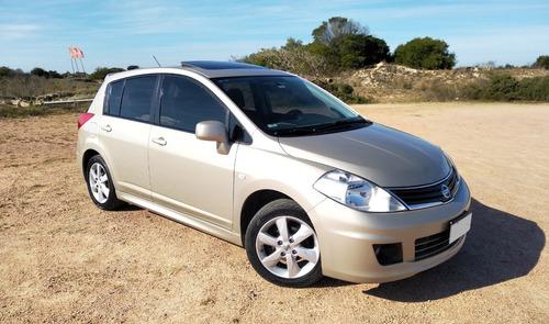 Nissan Tiida Hb Extra Full 1.8 Nafta Año 2012