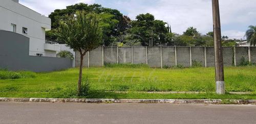 Terreno À Venda Em Loteamento Residencial Fazenda São José - Te034508