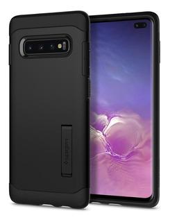 Capa Spigen Slim Armor Galaxy S10+ Plus Case 100% Original