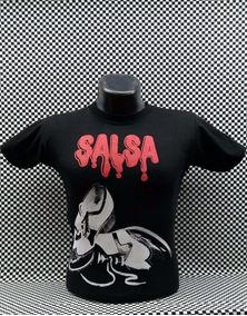 Camiseta Adulto Musica Salsa Fania, Ruben Blades