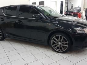 Lexus Ct200h Luxury 1.8 16v Híbrido - Sem Rodízio 16km\l
