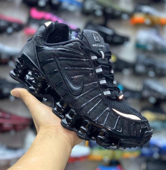 Tênis Nike Shox 12 Molas Original Com Frete Grátis.