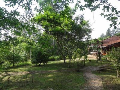 Chácara Residencial À Venda, Águas Claras, São Pedro. - Ch0059