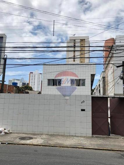 Apartamento 90 M² - 2 Qts - Graças - Com Taxas Inclusas - Ap0397