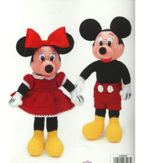♥ Day 3: Minnie Tsum Tsum Amigurumi - Delinlea - My little ...   320x279