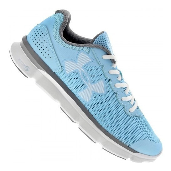 Tênis Under Armour Fem Micro G Speed Original C/ Nota Fiscal