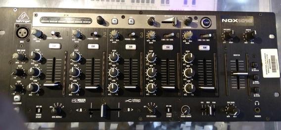 Nox1010 Mixer Profissional P/ Dj Behringer 5 Canais Cod467