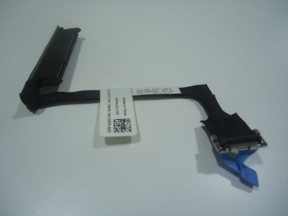 Conector Cabo Flat Hd Sata Dell Xps 15z L511z 01ctxf