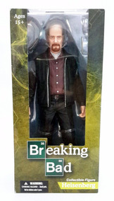 Boneco Figure Heisenberg Breaking Bad Mezco 30cm