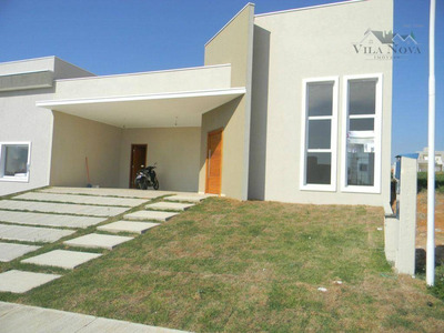 Casa Residencial À Venda, Jardim Esplanada, Indaiatuba. - Ca0217