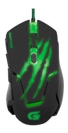 Mouse Gamer Fortrek Raptor 3200 Dpi