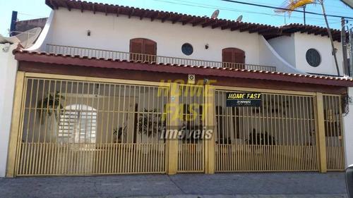 Imagem 1 de 27 de Sobrado Com 3 Dormitórios À Venda, 352 M² Por R$ 1.600.000,00 - Parque Renato Maia - Guarulhos/sp - So0926