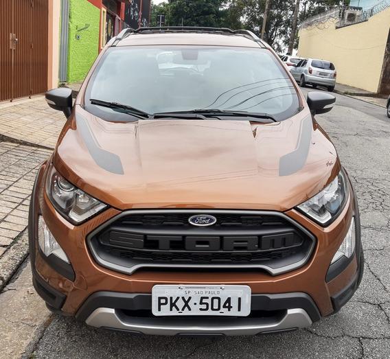 Ford Ecosport Storm 2.0 4wd 2019 Completo Teto Solar