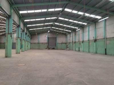 Bodega Industrial En Parque Industrial Naucalpan, Urbina
