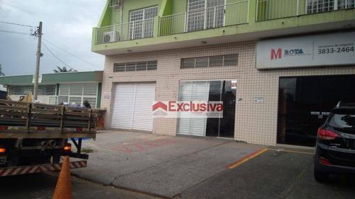 Sala Para Alugar, 40 M² Por R$ 2.000,00/mês - Nova Paulínia - Paulínia/sp - Sa0141