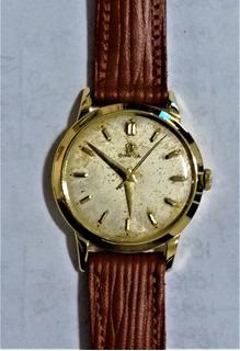 Reloj Pulsera Caballero Omega 50