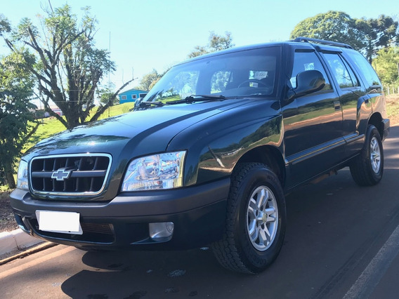 Chevrolet S10/blazer 2.8 Dlx Diesel Turbo Intercooler 4x4