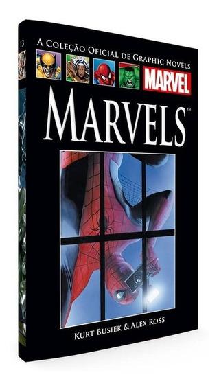 Marvels Salvat 13 Kurt Busiek Alex Ross Hq Vingadores X-men