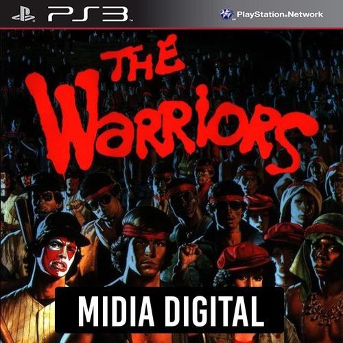 Ps3 Psn* - The Warriors - Clássico Do Ps2