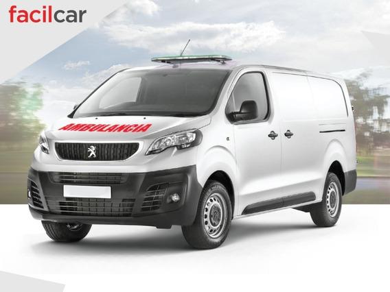Peugeot Expert Ambulancia 0km 1.6 Diésel Facilidad De Carga!