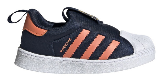 Zapatillas adidas Originals Moda Superstar 360 I Bebe Mn/na