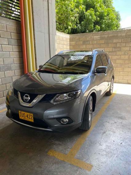 Nissan X-trail Exclusive 2.5l 4wd