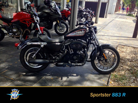 Harley Davidson Sportster 883 R 2009 Excelente Estado