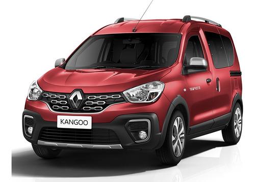 Renault Kangoo Ii Stepway 1.6 Bordo 0km 2021 Contado Financi