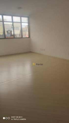 Sala Para Alugar, 35 M² Por R$ 1.100,00/mês - Jardim Do Mar - São Bernardo Do Campo/sp - Sa0484