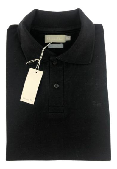Chomba Hombre * C Dior * Polo Pique Algodon 100% Premium