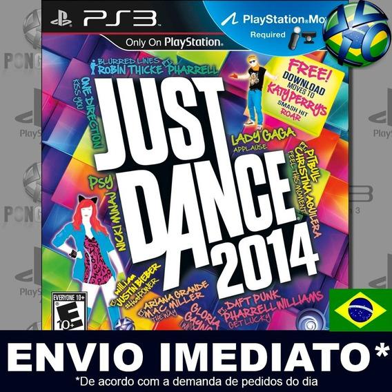 Just Dance 2014 Ps3 Psn Legendas Em Português Pt Br Promoção
