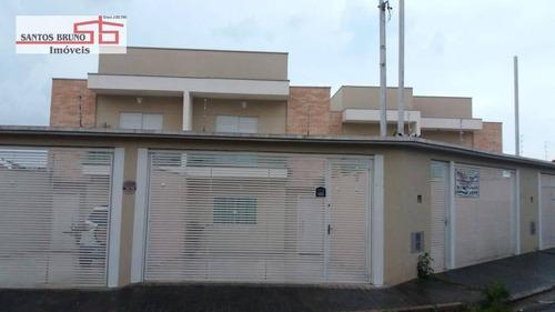 Sobrado Com 3 Dormitórios À Venda, 238 M² Por R$ 690.000,00 - Limão (zona Norte) - São Paulo/sp - So1137
