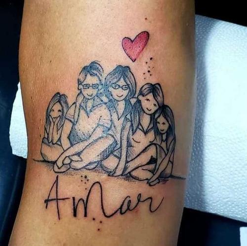 Imagem 1 de 4 de Tatuagens A Domicílio.  Faça Seu Orçamento Grátis !