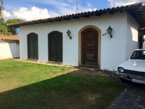 Casa Em Jardim Faculdade, Itu/sp De 290m² 3 Quartos À Venda Por R$ 850.000,00 - Ca245054