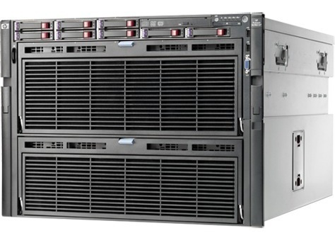 Hp Dl980 G7 4 X 8 Octa X7560 2.27ghz 256gb Ram 4 Hd Sas 600