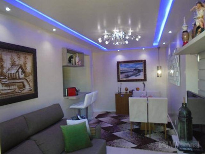 Apartamento Com 3 Dormitórios À Venda, 60 M² Por R$ 210.000 - Madureira - Rio De Janeiro/rj - Ap0184