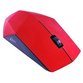 Mouse Diamond Vermelho