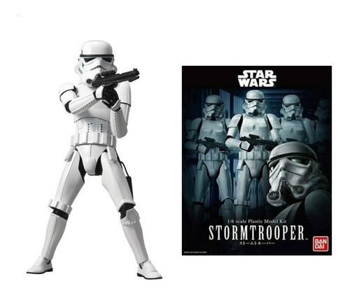 Imagen 1 de 3 de 1/6 Stormtrooper Star Wars Bandai Model Kit