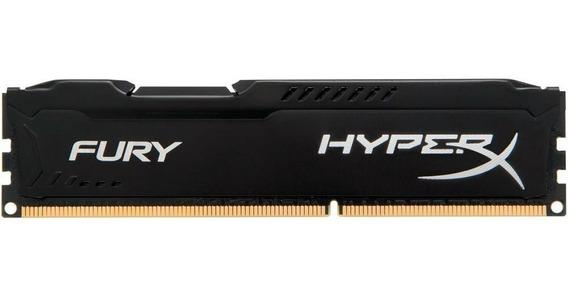 Memória Ddr4 4gb Hyperx Fury 2133mhz