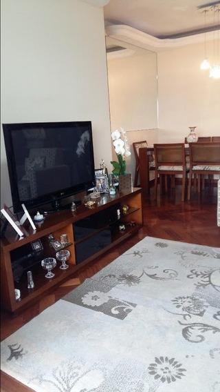 Apartamento 3 Dormitórios 2 Vagas Clube Lazer (atrás Do Shopping Morumbi ) Chácara Santo Antonio Próx Estação Borba Gato Metrô - Ap58039