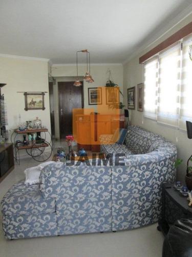 Apartamento Espaçoso, Com Terraço, Excelente Localização!! - Pe4529